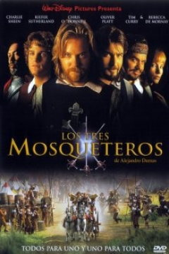 Poster Los Tres Mosqueteros