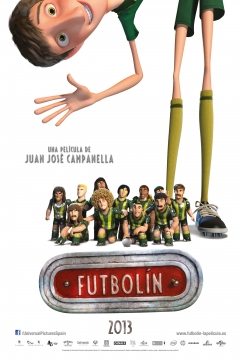trailer de Futbolin (Metegol)
