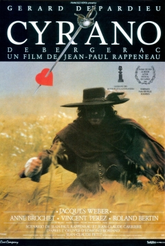 Poster Cyrano de Bergerac