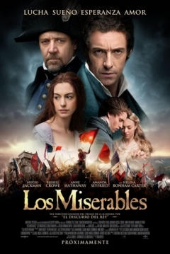 Poster Los Miserables
