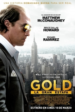 trailer de Gold: La Gran Estafa