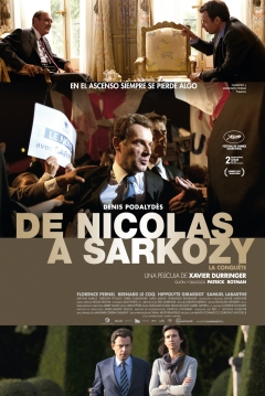 Poster De Nicols a Sarkozy