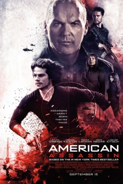 Poster American Assassin
