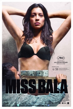 Poster Miss Bala