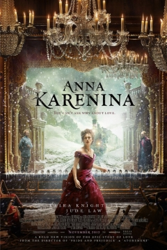 Poster Anna Karenina