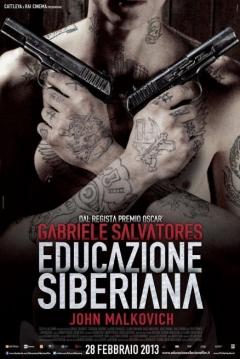 Poster Educación Siberiana
