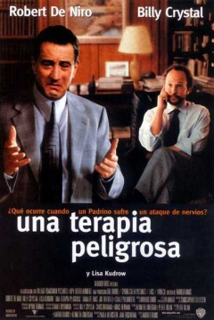 Poster Una Terapia Peligrosa