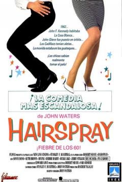 Poster Hairspray, Fiebre de los 60