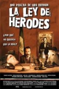 Poster La Ley de Herodes