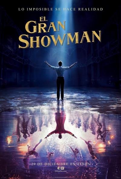 trailer de El Gran Showman