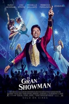 Poster El Gran Showman