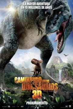 Poster Caminando entre Dinosaurios 3D