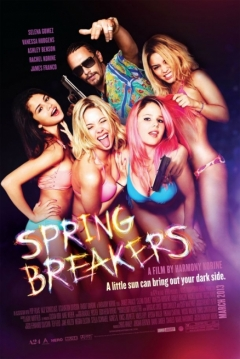 Poster Spring Breakers