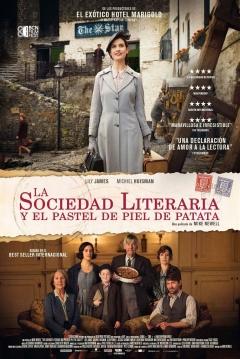 trailer de La Sociedad Literaria y el Pastel de Piel de Patata