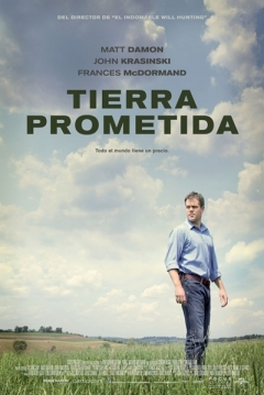 Poster Tierra Prometida