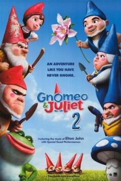 trailer de Gnomeo & Juliet: Sherlock Gnomes