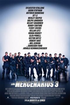 Ficha Los Mercenarios 3