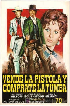 Poster Vende la Pistola y Cmprate la Tumba