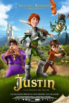 Descargar Justin and the knights of valour