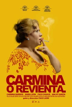 Poster Carmina o Revienta