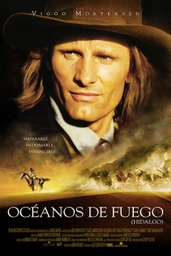 Poster Oceanos de Fuego