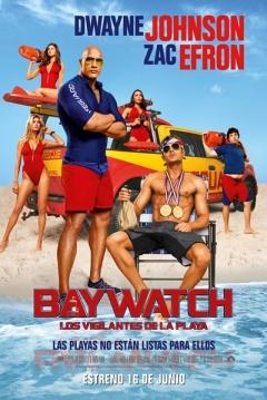 Poster Los Vigilantes de la Playa