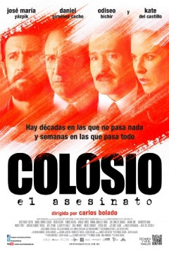 Poster Colosio: El Asesinato
