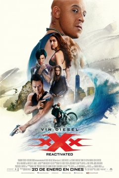 Poster xXx: Reactivated