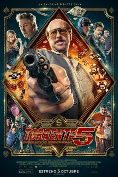 Poster Torrente 5: Operaci�n Eurovegas