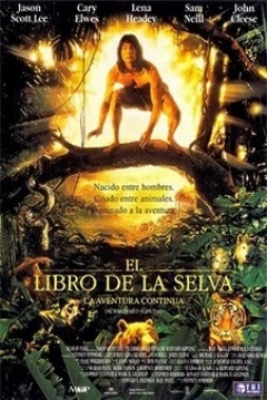 Poster El Libro de la Selva: La Aventura Contina