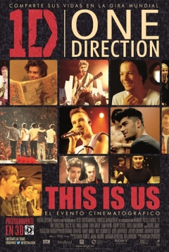 trailer de One Direction: This is us