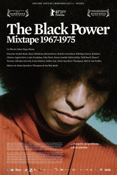 Poster The Black Power Mixtape 1967-1975