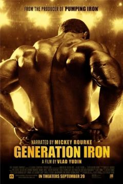 Poster Generation Iron