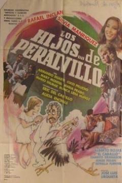 Poster Los hijos de Peralvillo