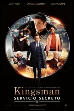Poster Kingsman: Servicio Secreto