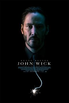 Poster John Wick (Otro Día para Matar)