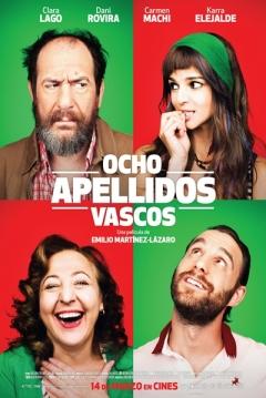 Poster Ocho Apellidos Vascos