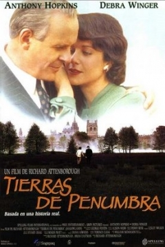 Poster Tierras de Penumbra