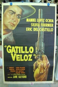 Poster Gatillo Veloz
