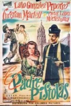 Poster El padre Pistolas