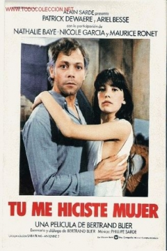 Poster T� me Hiciste Mujer