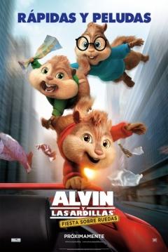 Ficha Alvin y las Ardillas 4: Fiesta sobre Ruedas