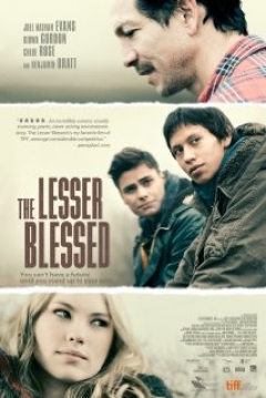 Poster The Lesser Blessed
