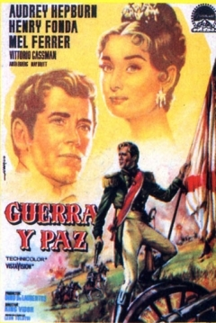 Poster Guerra y Paz