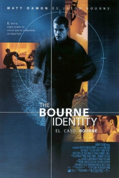 Poster El Caso Bourne