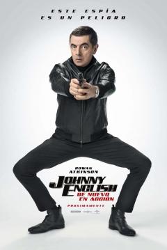 Poster Johnny English: De Nuevo en Acción