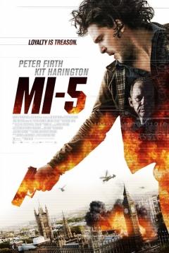 Ficha Doble Identidad: Jaque al MI5