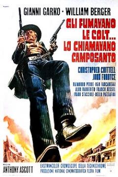 Poster Y dejaron de llamarle Camposanto