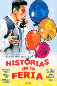 Poster Historias de la Feria