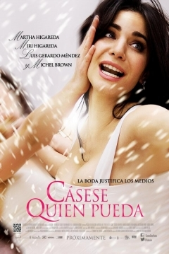 Poster Casese Quien Pueda